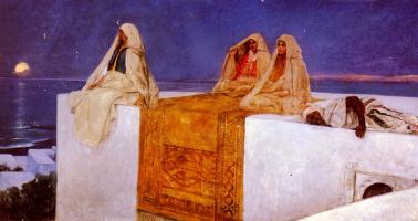 Жан-Жозеф Бенжамен-Констан. Арабские ночи