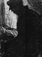 Жорж Сёра. Читающая