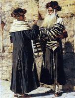 Василий Васильевич Верещагин. Два еврея