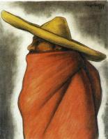 Diego Maria Rivera. Hat