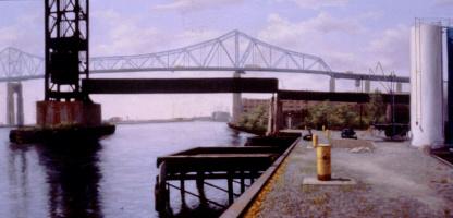 Валерий Ларко. Мост