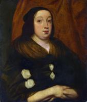 Фламандский. Портрет пожилой женщины