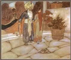 Эдмунд Дюлак. Аравийские ночи