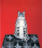 Джон Джордж Браун. Серый кот