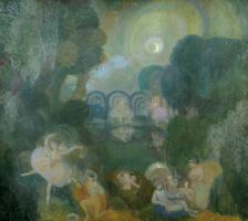 Сергей Юрьевич Судейкин. Балет. 1910