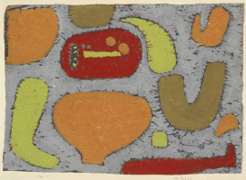 Paul Klee. Intoxication