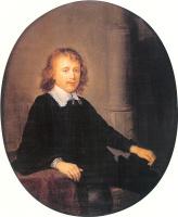 Герард Доу. Портрет мужчины 2