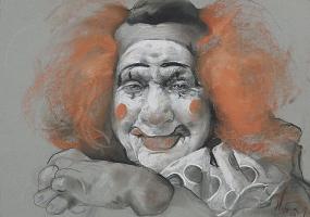 Рыжый Клоун