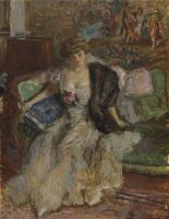 Pierre Bonnard. Portrait of Mysia Godebsk