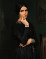 Ипполит Фландрен. Мадам