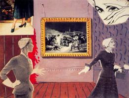 Ампаро Сегарра. Картина на стене
