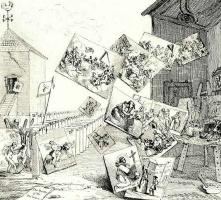 Уильям Хогарт. Битва картин