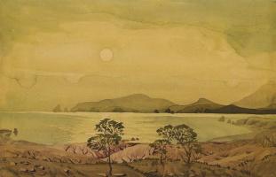 Maximilian Alexandrovich Voloshin. Lunar silence