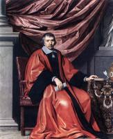 Филипп де Шампень. Портрет Омер Талона