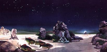Роджер Дин. Сказки океанов