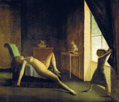 Бальтюс (Бальтазар Клоссовски де Рола). Комната