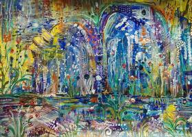 Mariam Devdariani. Abstraction