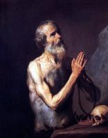 Хосе де Рибера. Старец