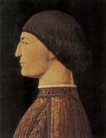 Пьеро делла Франческа. Профиль