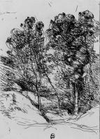 Камиль Коро. Воспоминание о долине Сонны