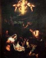 Якопо да Понте Бассано. Поклонение пастухов