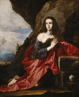Хосе де Рибера. Кающаяся Мария Магдалина