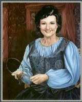 Робин Вуд. Женщина с ключами в руках