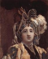 Жозеф-Мари Вьен. Султанша