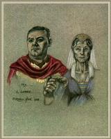 Робин Вуд. Пожилая пара