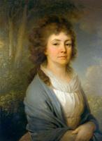 Владимир Лукич Боровиковский. Портрет В.И. Арсеньевой