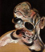 Фрэнсис Бэкон. Портрет человека в очках