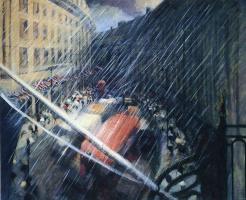 Билл Жаклин. Дождь