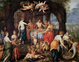 Виллем де Клерк. Боги солнца