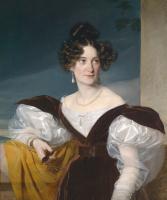 Фридрих фон Амерлинг. Портрет Амалии Кляйн, урожденной фон Хеникштейн.