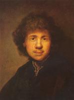 Рембрандт Харменс ван Рейн. Автопортрет
