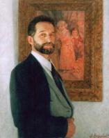 Игорь Валерьевич Бабайлов. Портрет Пола Динкеля