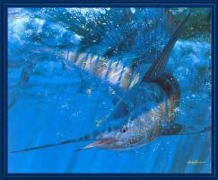 Марк Суссино. Под водой