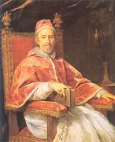 Карло Мапатта. Портрет Клеменса IX