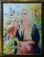 Сальфаир Salfair (Mariya Miroshnikova). Легенды Лесного Замка