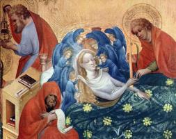 Конрад фон Зост. Смерть Марии