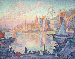 Порт в Сен-Тропе