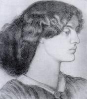 Данте Габриэль Россетти. Портрет