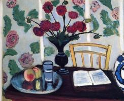 Henri Matisse. Peonies