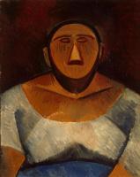 Пабло Пикассо. Фермерша (Бюст)