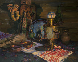 Sergey Ulyanovskiy. The warmth and comfort of the past