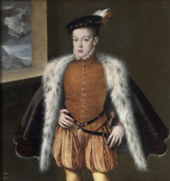 Алонсо Санчес Коэльо. Дон Карлос, принц Астурийский