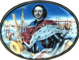 Григорий Семёнович Мусикийский. Петр Великий
