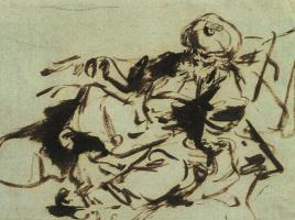 Жан Оноре Фрагонар. Паша