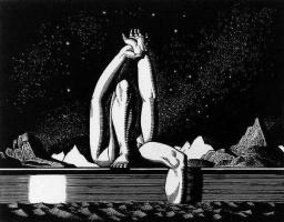 Рокуэлл Кент. Звездный свет
