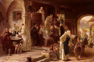 Адольф Хумборг. Молодое вино
